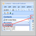 Share Outlook Contacts Tour